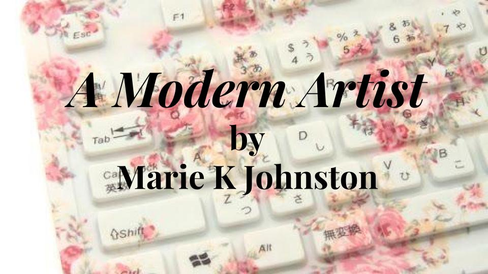 modern artist image